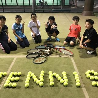 随時体験無料【テニス】いわてにジュニアチーム 新規メンバー募集!
