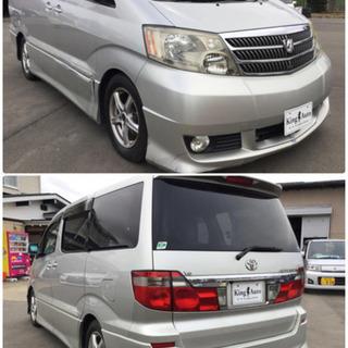 ☆H14年式 トヨタ アルファード G MS 4WD☆