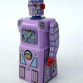 むかし懐かしロボット TIN TOY ROBOTシリーズの…