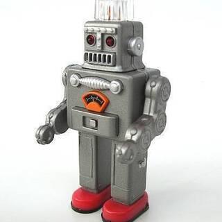 懐かしロボット TIN TOY ROBOTシリーズの中より人気の...