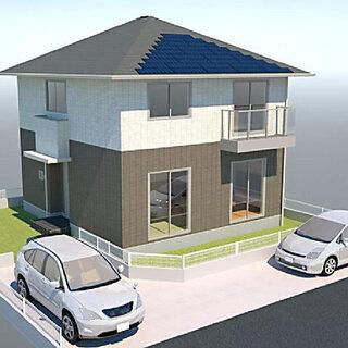3,170万円!名張駅前C1号地!2階建モデルプラン住宅!