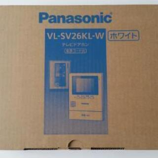 パナソニックテレビドアホン値引き1000円