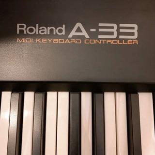 Roland MIDI キーボード コントローラー