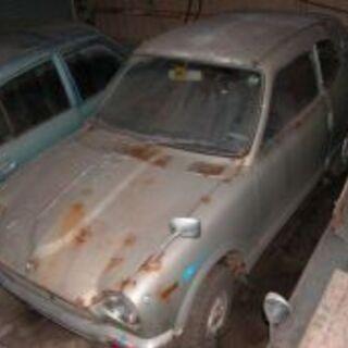 ホンダZクーペ 旧車 希少部品取り 希少車