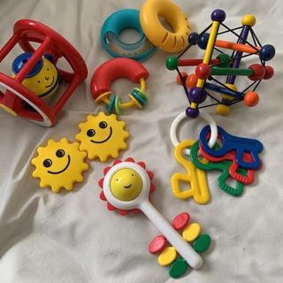 ボーネルンド*玩具10点セット