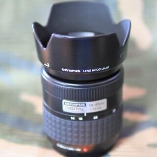 Olympus 4/3用レンズ 14-45㎜ f1:3.5…