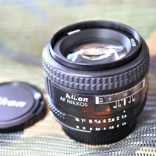ニコン 単焦点レンズ 50mm f1:1.4 D AI