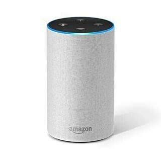 Echo 第2世代 - スマートスピーカー with Alexa...