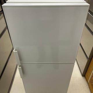 16年製 無印良品 2ドア冷蔵庫 AMJ-14D-1