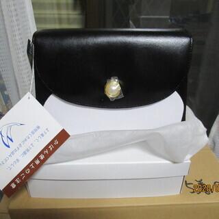 冠婚葬祭に使える慶弔兼用ハンドバッグ(未使用品)