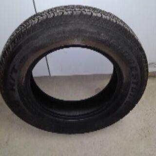 ジムニー未使用タイヤ