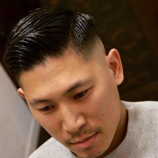 男らしい短髪を求めるメンズのためのヘアサロン HOWDY