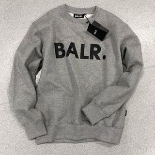 BALR.ボーラー トレーナー 灰色XLサイズ