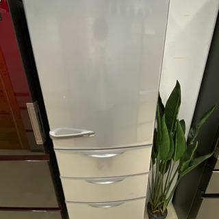 14年製 AQUA 4ドア冷蔵庫 AQR-361C(S)