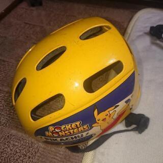 子供 自転車 ヘルメット ポケモン