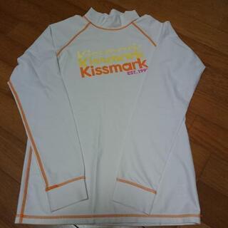 Kissmark  ラッシュガード  Lサイズ