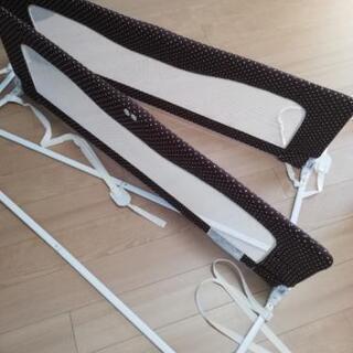 ベッドフェンス 日本育児 子供用 2台