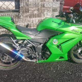 Kawasaki ninja250r オマケ付き