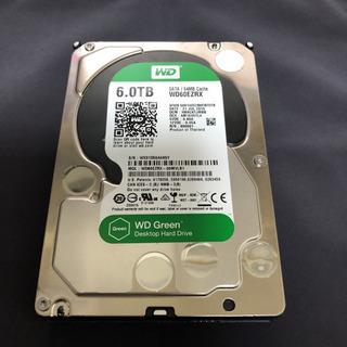 WD60EZRX  6T HDD ウェスタンデジタル ハー…