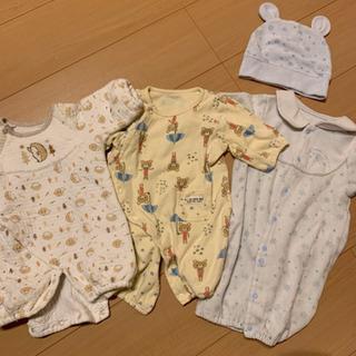 新生児ベビー服セット