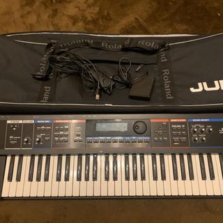 Roland キーボードシンセサイザー JUNO-Di(ヘッドホ...