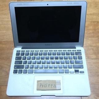 【手渡し希望】MacBook Air 11インチ 中古 英…