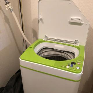 一人暮らし用洗濯機(美品) Haier 3月20日までの引き取り...