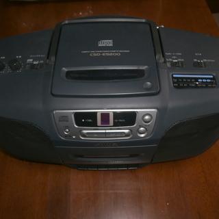 古いラジカセ・お役に立ちたいです!!1997年製aiwaデジタル...