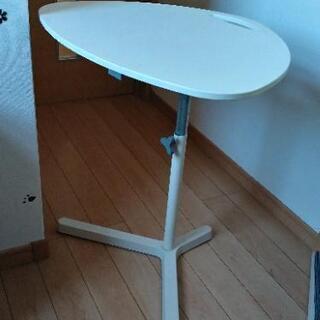 [中古] IKEA PCサイドテーブル 三角