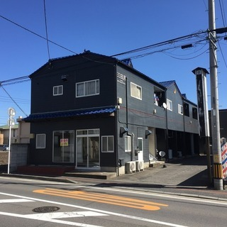 (前橋)家賃3万円!モダン和風の店舗活用!事務所活用!スペース活用!