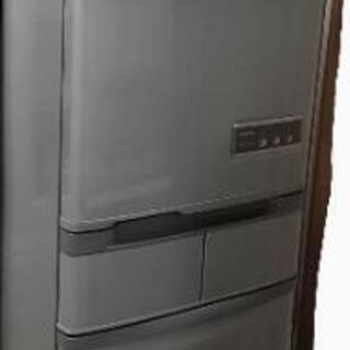日立 冷蔵庫 415L 左開き