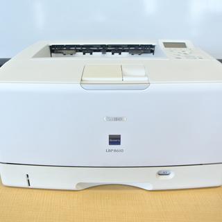 キャノン モノクロ レーザープリンター LBP-8610 A3サイズ