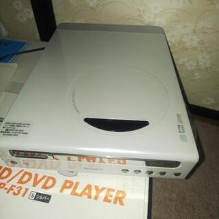 SONY  DVD/CDプレーヤー