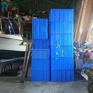 ✨メダカ✨の繁殖にぴったり!ふたつきの青色の大箱