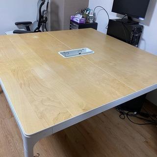 会議室やフリーアドレスのオフィスにぴったりのテーブル
