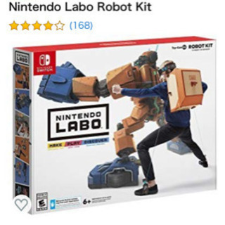 ニンテンドーラボ  ロボットキット