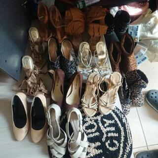 ブランド靴パンプス、サンダル