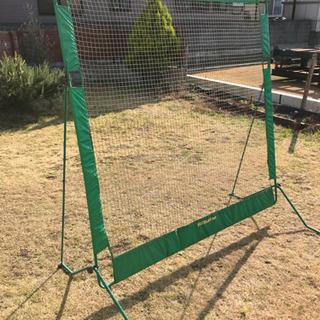 引取り先決まりました。 テニス ネット 練習器具