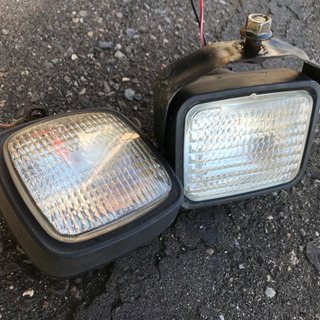 24V 作業灯 路肩灯、2個