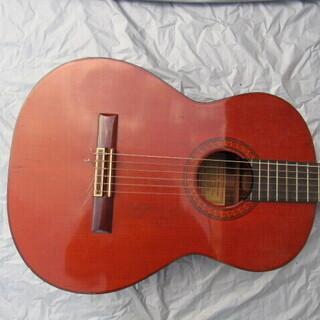 ガットギター 中古をお安くお譲りします