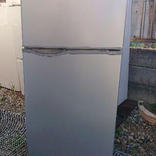 SHARP 冷凍冷蔵庫 直冷式 SJ-H12Y-S 118L 1...