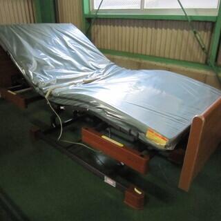 【中古】 介護ベッド プラッツ製 2モーター