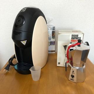 【ネスカフェ バリスタ 他セット】 2、3回のみ使用