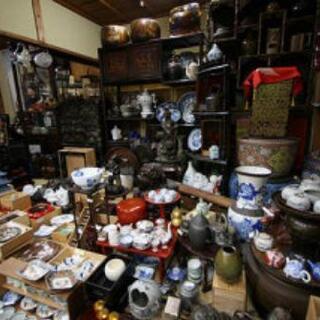骨董品や古道具お買取します!