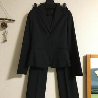 【希少・小さいサイズ】クリスタルシルフ パンツスーツ 2ボタン ...