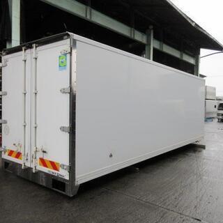 物置 倉庫 収納 バン 冷蔵冷凍 ボデー 4t 箱 コンテナ(N...