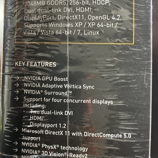 ZOTAC GTX 680 2GB - 中野区