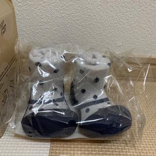 未使用新品 美品 ベビーフィート ファーストシューズ 11.5cm よちよち歩き(⑅•ᴗ•⑅)◜..°♡ - 名古屋市