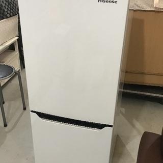 2ドア冷蔵庫Hisense2017年製