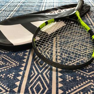 硬式テニス ラケット&未使用のテニスシューズ 値下げしました!